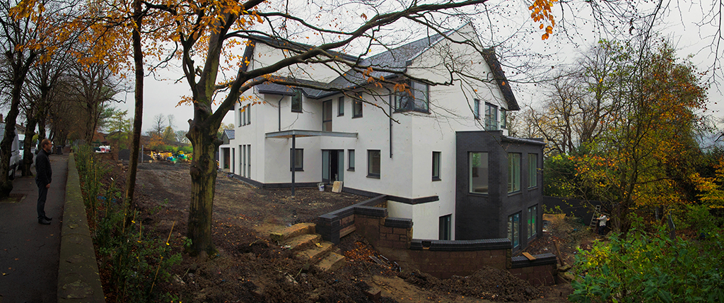 Bespoke House, Burnside, South Lanarkshire